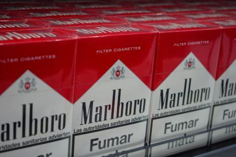 Zigarettenschmuggel über den Rotterdamer Hafen