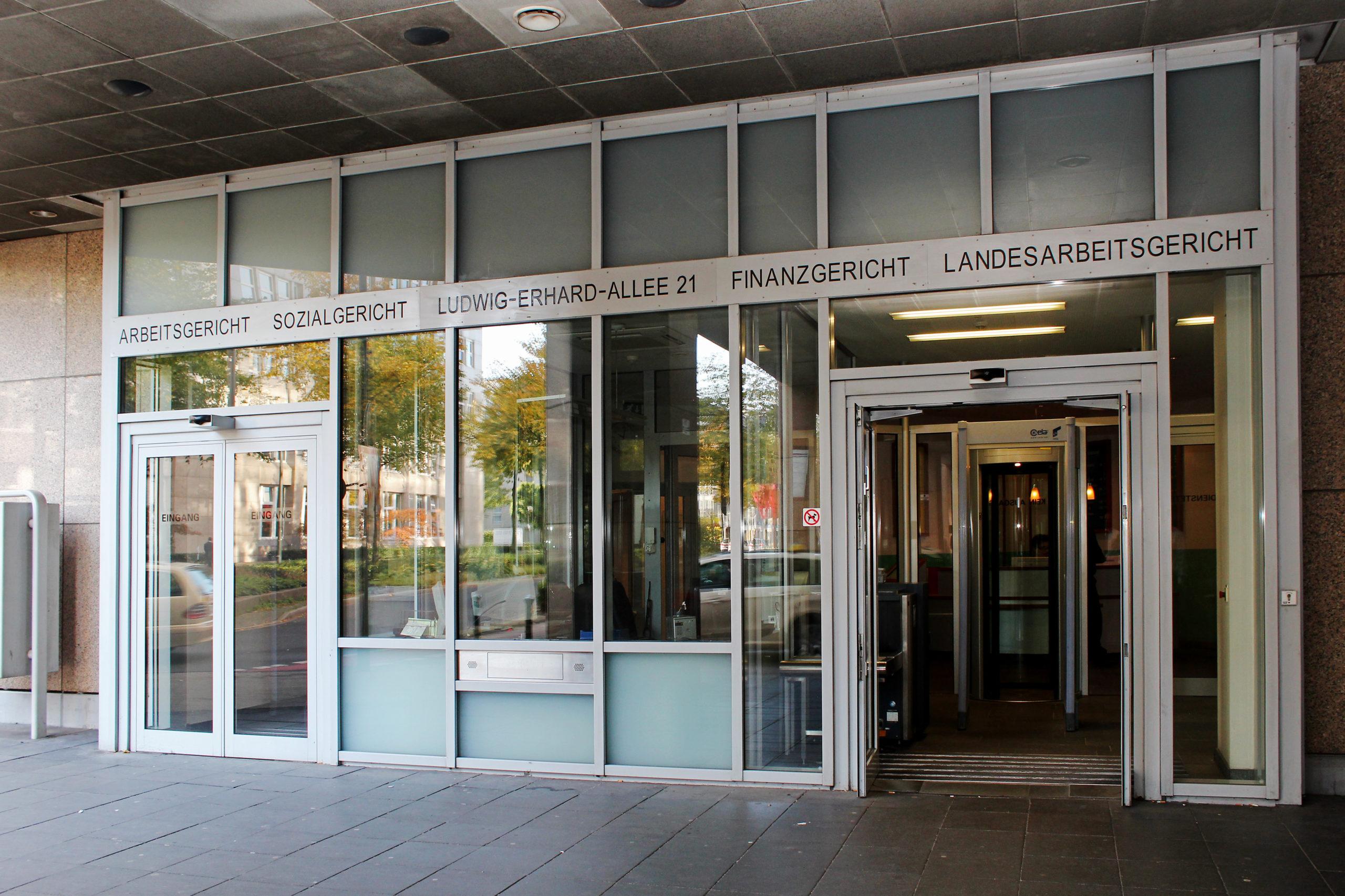 Fachgerichtszentrum Düsseldorfdorf